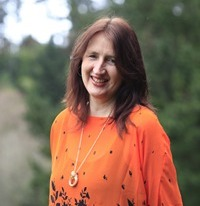 Photo of Author Karen Cossey