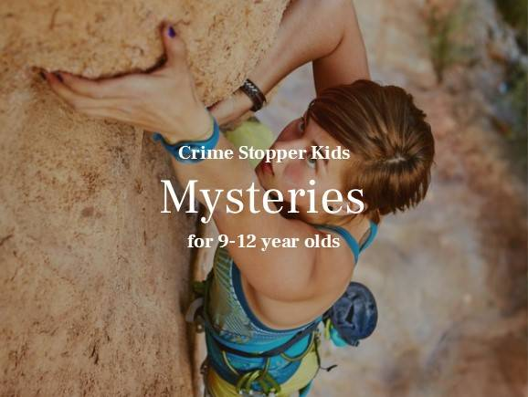 Kids Bestselling Mystery Books