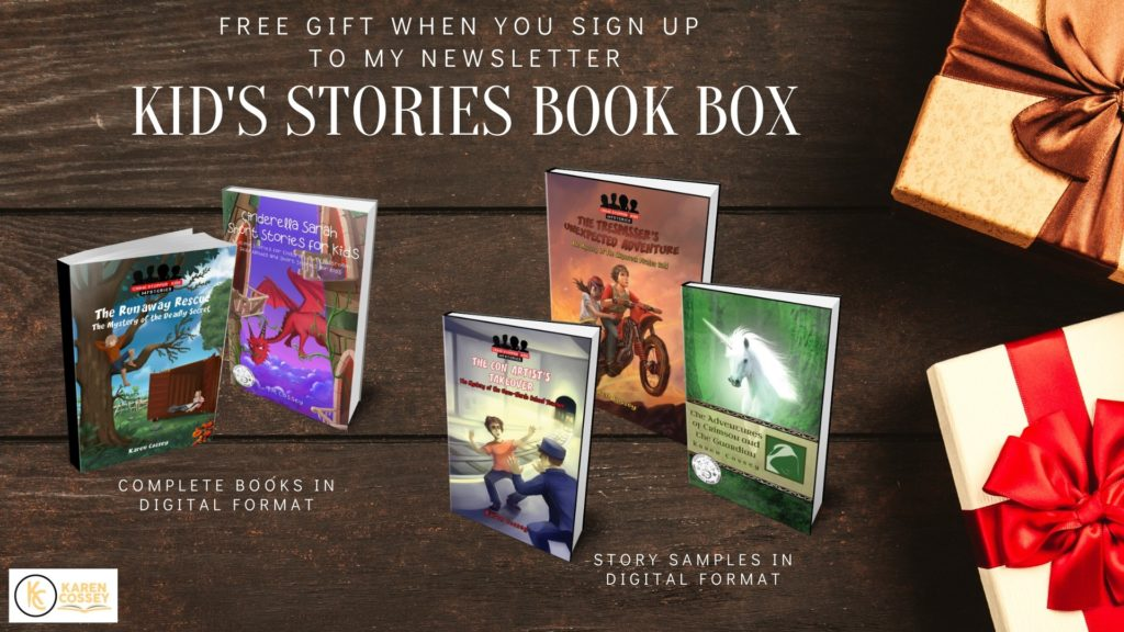 Free Books when you sign up to my newsletter