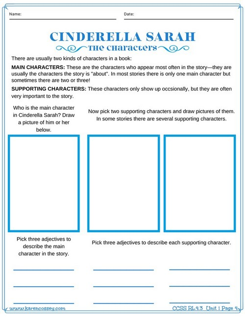 Free Grade 4 Reading Worksheets