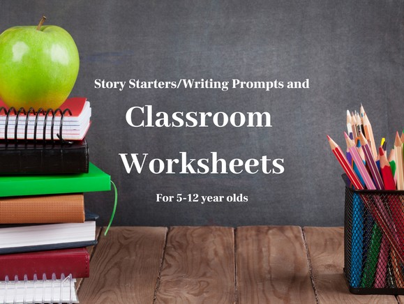 Over 80 pages of free classroom worksheets for kindergarten to grade 5