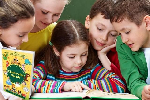 Free Bedtime StoriesFor Children