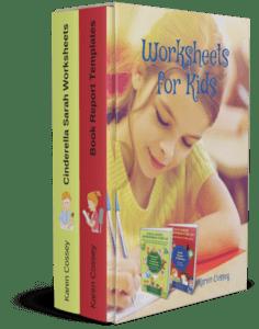 Free Bookk Box of Childrens Printable Worksheets